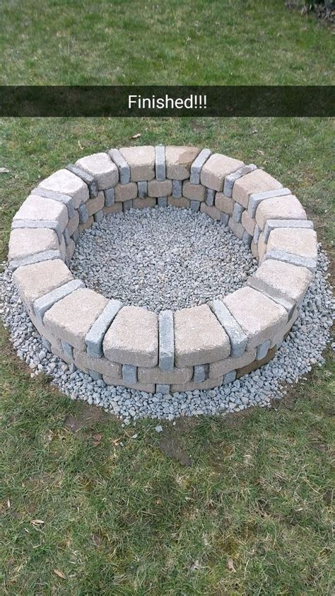 diy pit menards best 25 brick pits ideas on how to build a pit how to make pit in