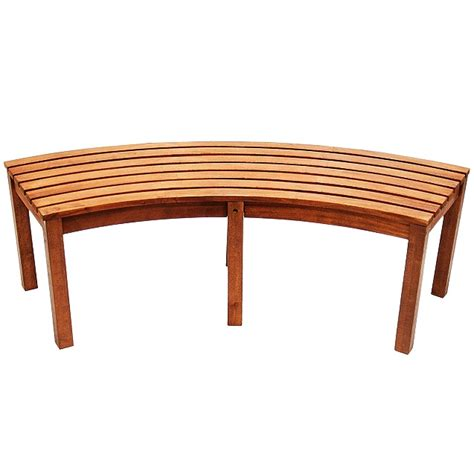 outdoor curved bench benches teak patio furniture teak outdoor furniture