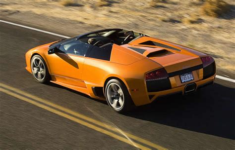 Lamborghini Rental Price Rent Lamborghini Murcielago Lp 640 Roadster