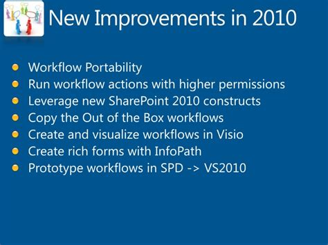 sharepoint 2010 workflows in configuring workflows in sharepoint 2010