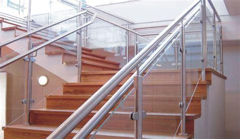 Aluminium Stairs Design Design Your Homes With Aluminum Stair Railing Invisibleinkradio Home Decor