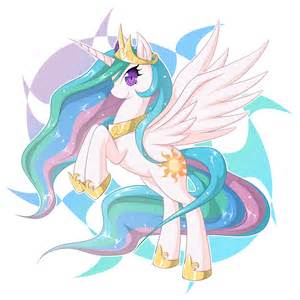 cool my princess celestia by zaiyaki on deviantart