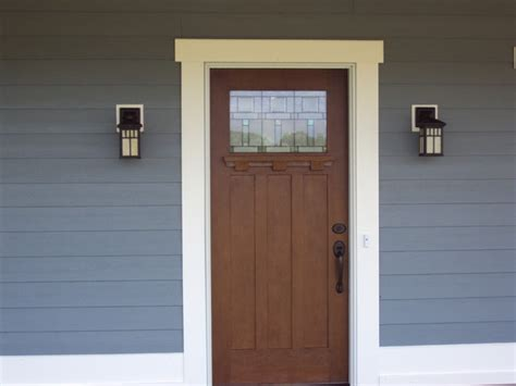 Entry Door Trim by Granite Hill Project Leed For Homes Quot Gold Quot Craftsman