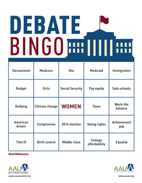 debate evidence card template see where presidential candidates stand play debate