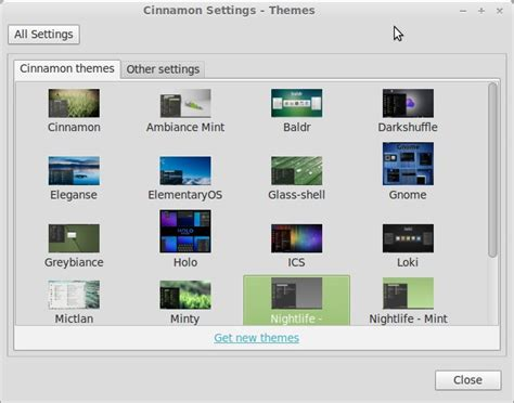 theme changer line mint things to do after installing linux mint 13 maya