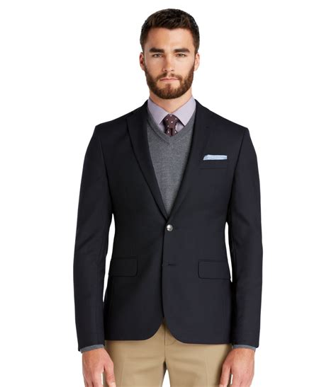 Blue Blazer blue blazer mens baggage clothing