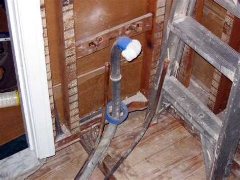 Wiped Joints In Plumbing wiped joints plumbing picture post contractor talk
