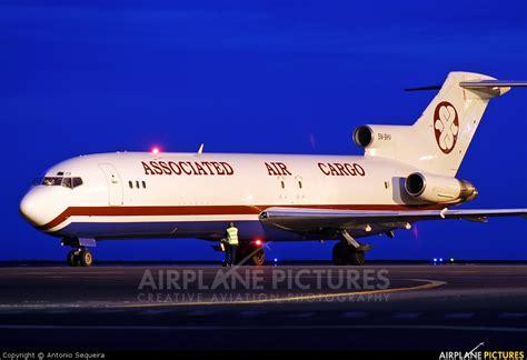 5n bhv associated air cargo boeing 727 200 adv at azores santa photo id 262922