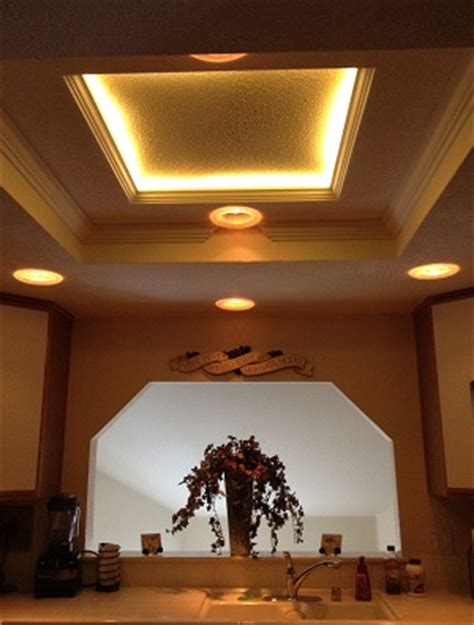 LED uplight with Italian Murano glass