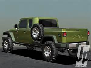 Jeep Truck News New Jeep Concept Truck Autos Post
