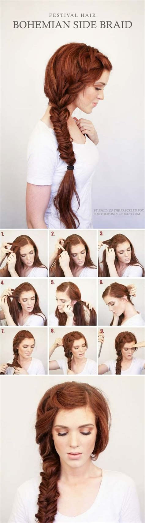 3 everyday hairstyles just in 3 minutes 30 hairstyles that can be done in 3 minutes page 3 of 4