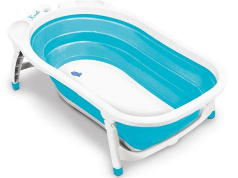 collapsible bathtub for baby how i fit a baby into my tiny nyc apartment hgtv s