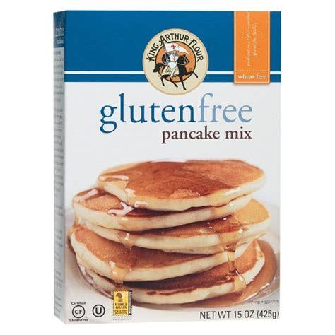 pancake flour king arthur flour gluten free pancake mix 15oz target