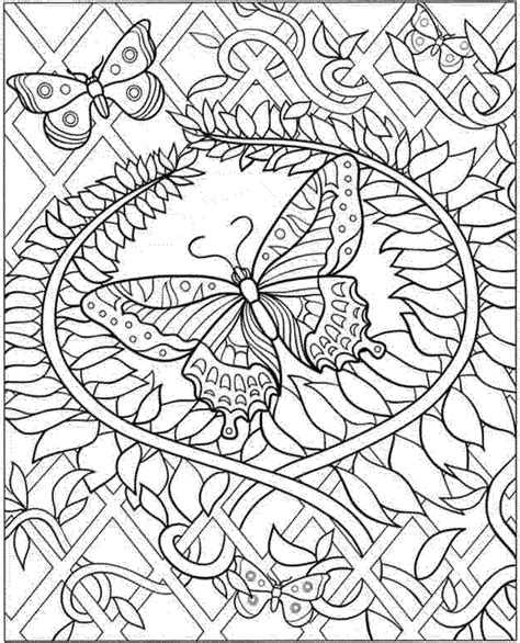 Coloring Pages Coloring Pages Intricate Detailed Coloring Free Printable Detailed Coloring Pages