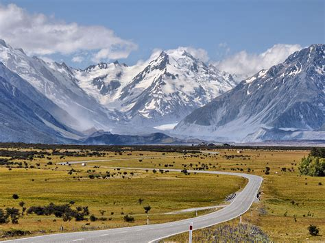best boat names nz mount cook new zealand world for travel