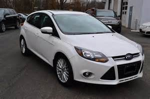2013 Ford Focus Titanium Hatchback 2013 Ford Focus Hatchback Titanium In Rhinebeck New York