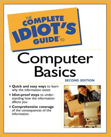 The Complete Idiot S Guide To Mba Basics Pdf by The Complete Idiot S Guide To Computer Basics 2nd Edition