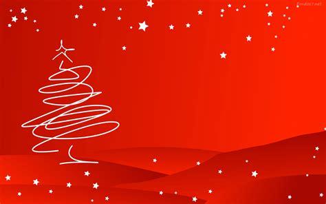 fondo de arbol de navidad de color rojo