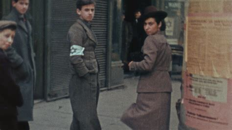 film one day in auschwitz a nazi film with an unusual perspective on the holocaust