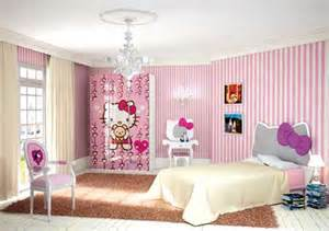 Pictures Of Hello Kitty Bedrooms Hello Kitty Kids Bedroom Shelterness