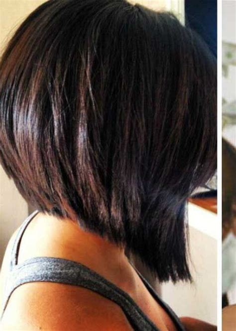 long angled bob hairstyles with back and side views and bangs 20 inverted bob back view bob hairstyles 2015 short
