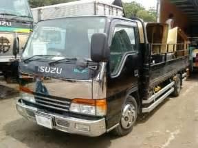 Isuzu 4hf1 Isuzu 14ft Dropside 4hf1 Engine For Sale From