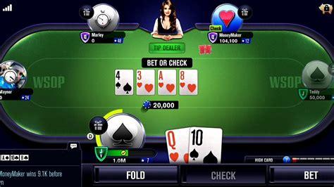 world series  poker wsop  texas holdem gameplay youtube