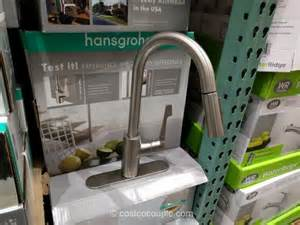 Hansgrohe Kitchen Faucet Costco by Hansgrohe Cento Pull Kitchen Faucet