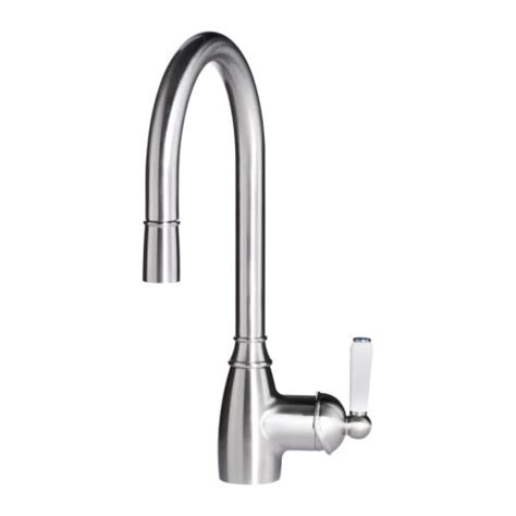 single lever kitchen faucets elverdam single lever kitchen faucet ikea