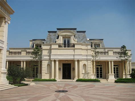 design a mansion a stunning chateau inspired mega mansion in indonesia homes of the rich