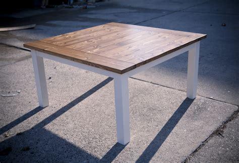 square farmhouse tables emmorworks