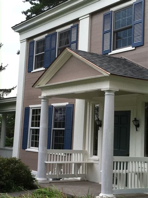house and shutter color combinations shutters shatter traditional color combinations taupe house colors and blue shutters