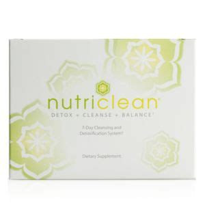 Nutriclean Detox Recipes by Nutriclean 174 7 Day Cleansing System With Stevia Tlsslim