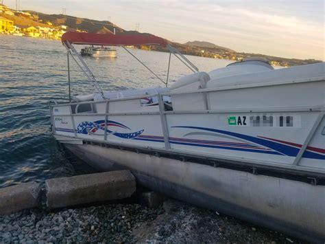 boat crash parker az boat crashes into both shores two sent to hospital