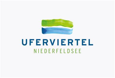 uv layout logo immobilienmarketing uferviertel 31m design und