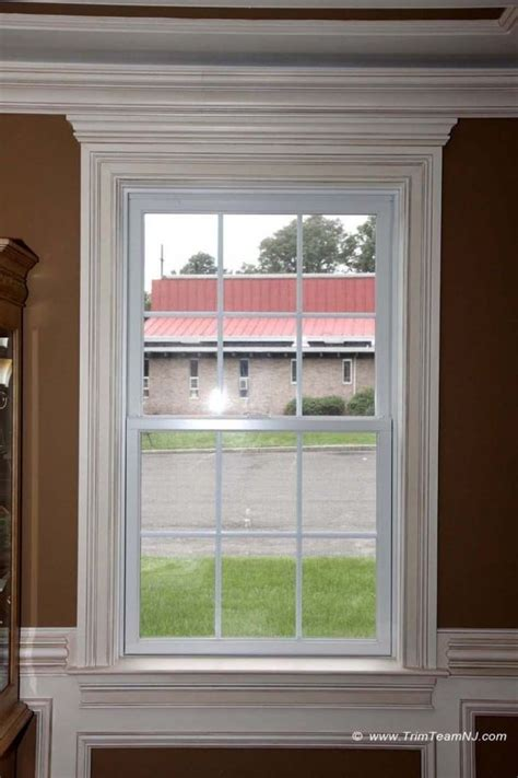 Window Casings And Sills 1000 Ideas About Molding Around Windows On