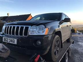 Jeep Chrysler Parts 2005 2010 Jeep Grand 3 0crd Limited Breaking
