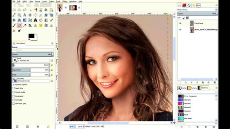 tutorial gimp 2 8 español face replace tutorial gimp 2 8 youtube