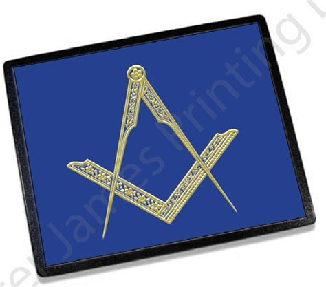 Mouse Mats Uk by Masonic Mouse Mats