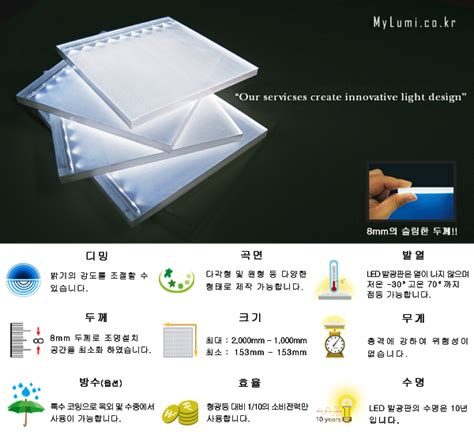 light guide plate pattern design software 루미스페이스 lumispace