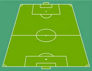 Soccer Pitch Template by Design A Soccer Football Field Football Pitch Metric