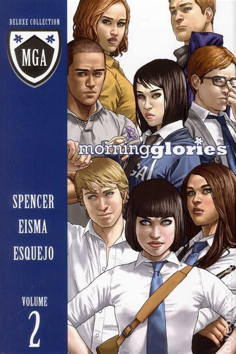 Morning Glories Volume 6 Tp morning glories comic www pixshark images