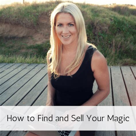 How To Find That Sell Podcast Episode 12 How To Find And Sell Your Magic Loterzo