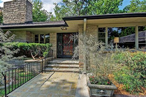 Ranch Rambler Style Home tulsa time capsule with incredible asian meets frank lloyd