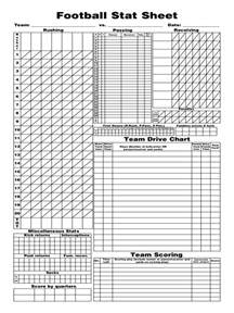 Soccer Stat Sheet Template by Football Score Sheet 3 Free Templates In Pdf Word