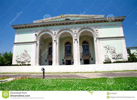 home design mall bucuresti forum bucharest romanian national opera house stock image