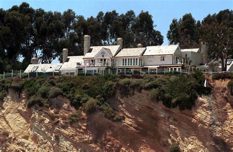 barbra streisand home barbara streisand photos photos beach homes zimbio