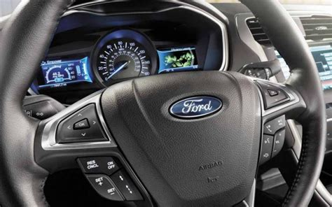 ford fusion hazard lights 2014 ford fusion hybrid review best midsize hybrid in a