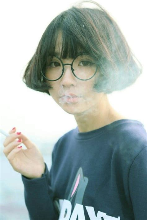 Asian Hairstyle Glasses Eye by 1000 Ideas About Japanese Hair On