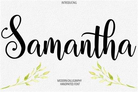 Free Wedding Handwriting Font by Digital Font Calligraphy Handwritten Script Wedding Watercolor